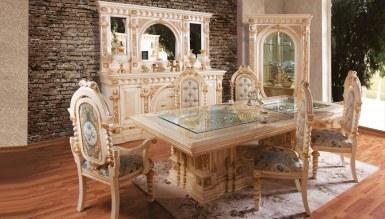 Lüks İmperona Klasik Yemek Odası