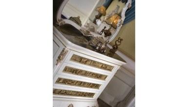 Lüks İncesu Klasik Yatak Odası - Thumbnail