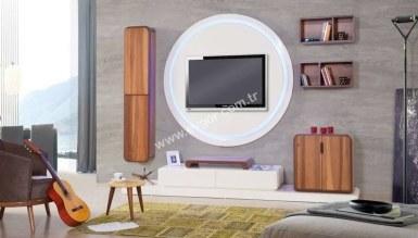 Lüks İronis Modern TV Ünitesi - Thumbnail