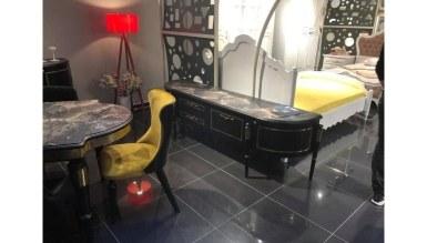 Lüks İskenderiye Art Deco Yemek Odası - Thumbnail
