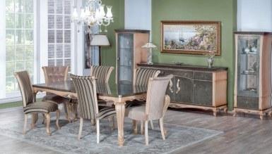 806 - Lüks İskit Klasik Yemek Odası