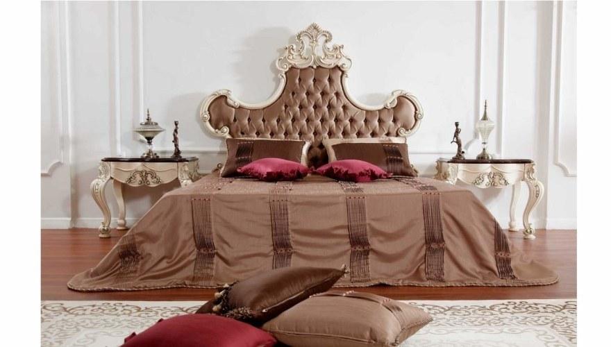 Lüks İzmir Klasik Yatak Odası - Thumbnail