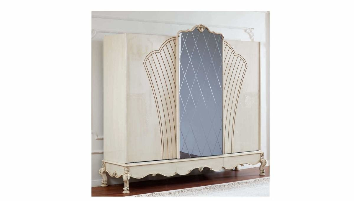 Lüks İzmir Klasik Yatak Odası