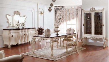 700 - Lüks İzmir Klasik Yemek Odası