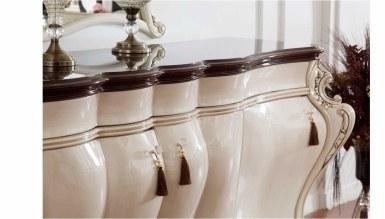 Lüks İzmir Klasik Yemek Odası - Thumbnail