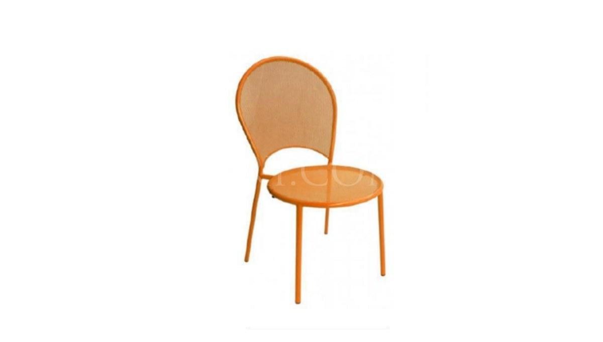 Lüks Jeni Kolsuz Metal Ayaklı Sandalye