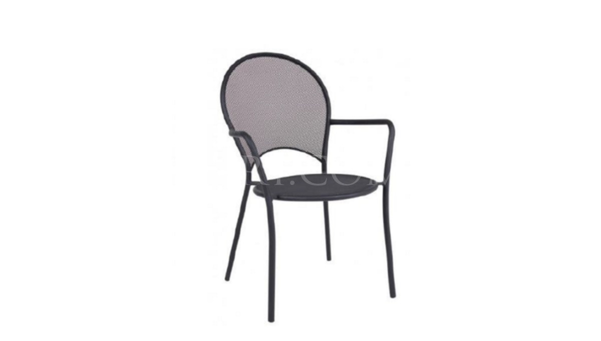 Lüks Jeni Metal Ayaklı Sandalye