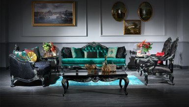 Lüks Julyena Classic Living Room