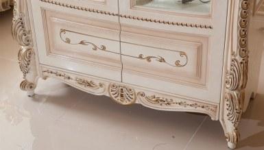 Lüks Kaldore Desenli Klasik Yatak Odası - Thumbnail