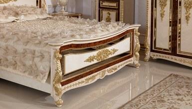 Lüks Kaldore Klasik Yatak Odası - Thumbnail
