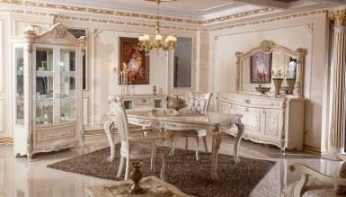 Lüks Kaldore Klasik Yemek Odası