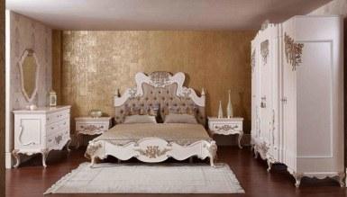 768 - Lüks Kalender Klasik Yatak Odası