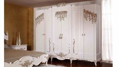 Lüks Kalender Klasik Yatak Odası - Thumbnail