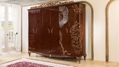 Lüks Kandela Klasik Yatak Odası - Thumbnail