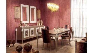 543 - Lüks Kapello Klasik Yemek Odası