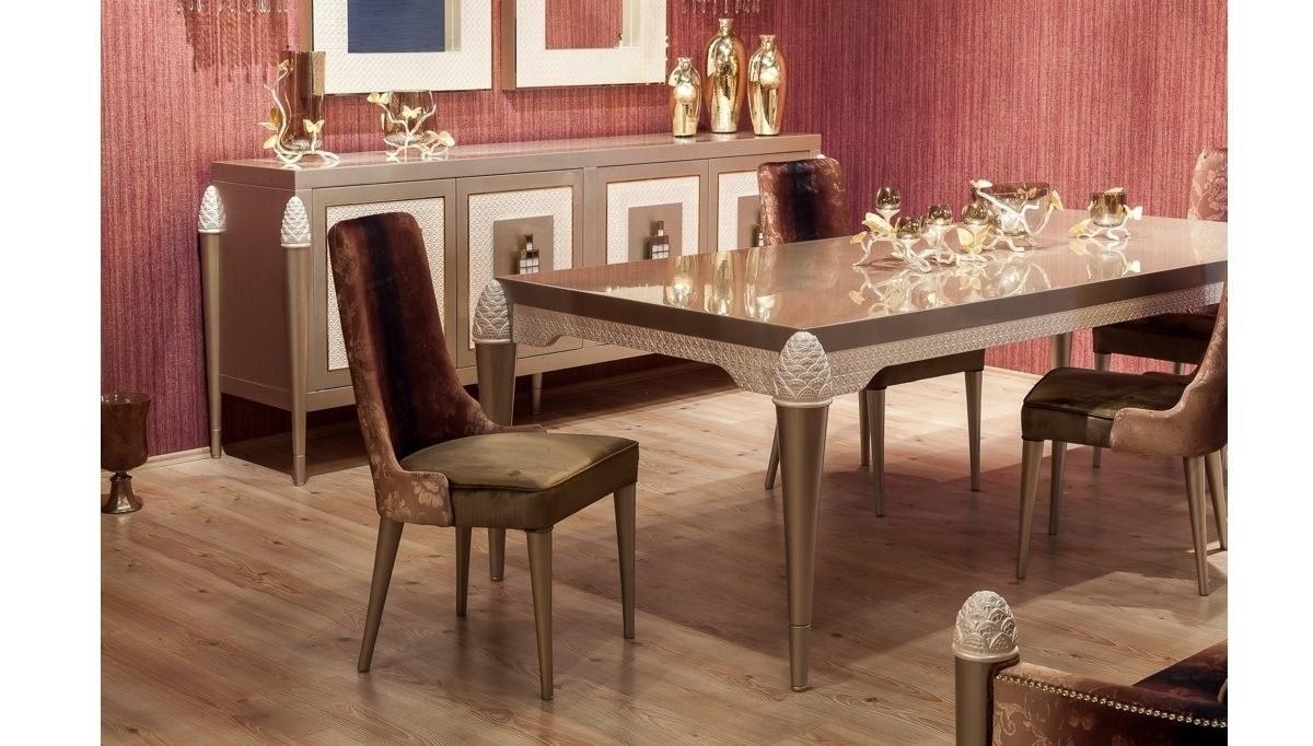 Lüks Kapello Klasik Yemek Odası