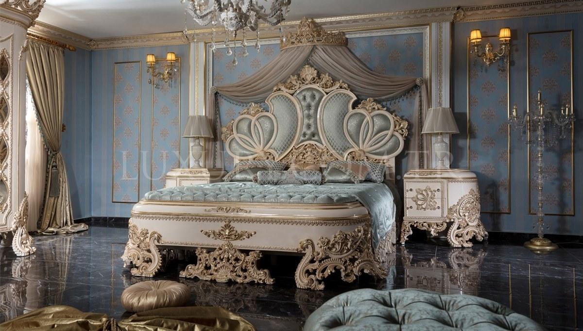 Lüks Karahan Klasik Yatak Odası