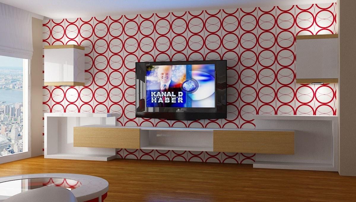 Lüks Karmelo TV Ünitesi
