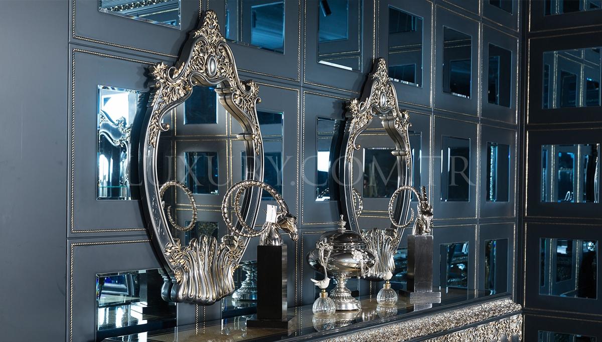 Lüks Kasablanka Klasik Yemek Odası