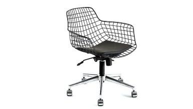 920 - Lüks Kısa Zara Amartisörlü Sandalye