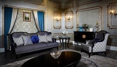 020 - Lüks Kolezyum Art Deco Koltuk Takımı