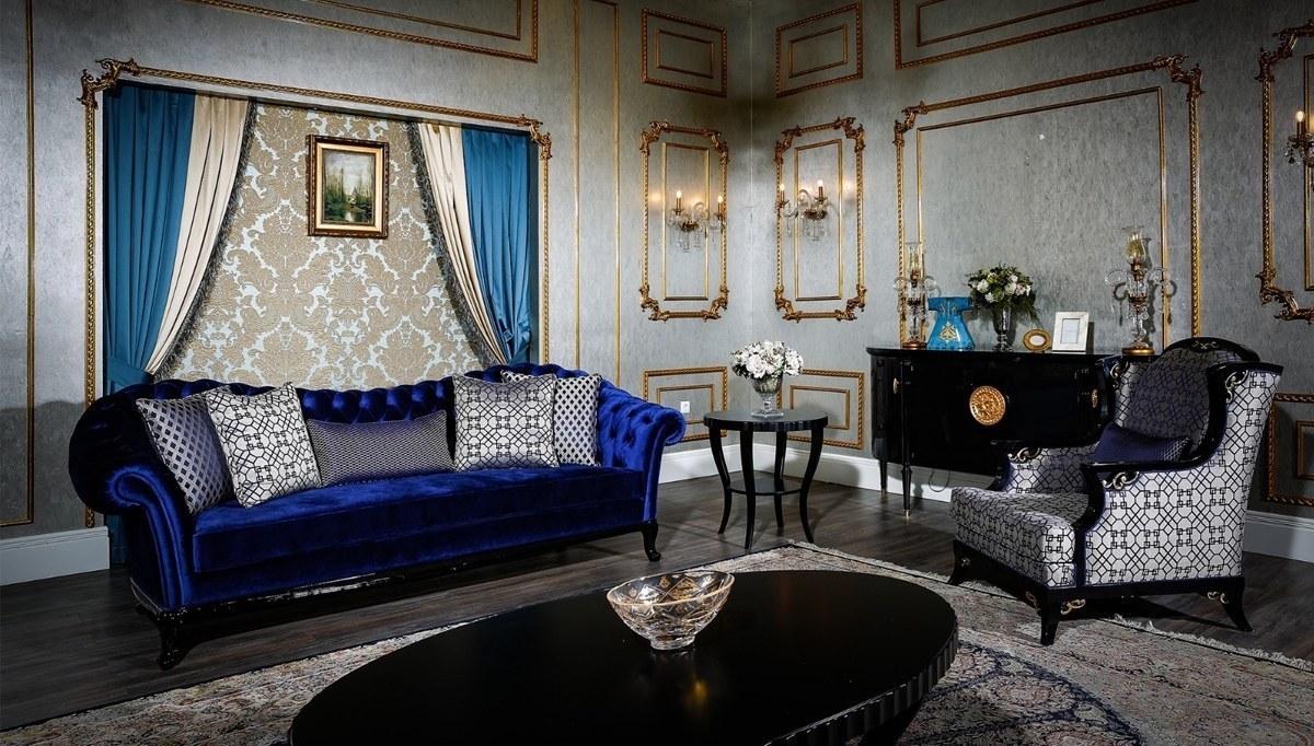 Lüks Kolezyum Art Deco Koltuk Takımı