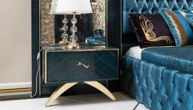 Lüks Kordon Art Deco Yatak Odası - Thumbnail
