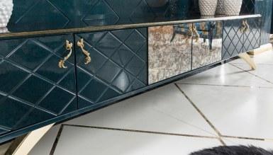 Lüks Kordon Art Deco Yemek Odası - Thumbnail