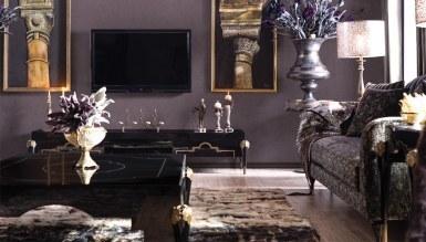 Lüks Korse Luxury TV Ünitesi