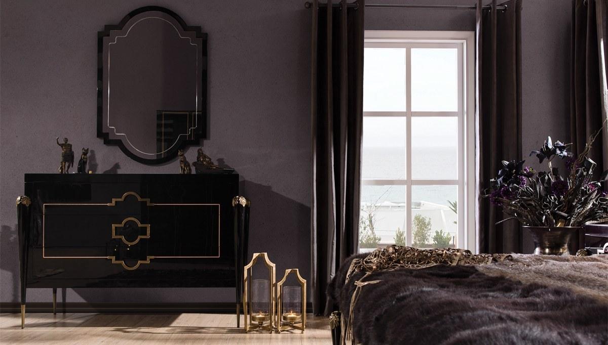 Lüks Korse Luxury Yatak Odası