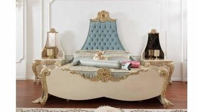 Lüks Kösem Sultan Yatak Odası - Thumbnail
