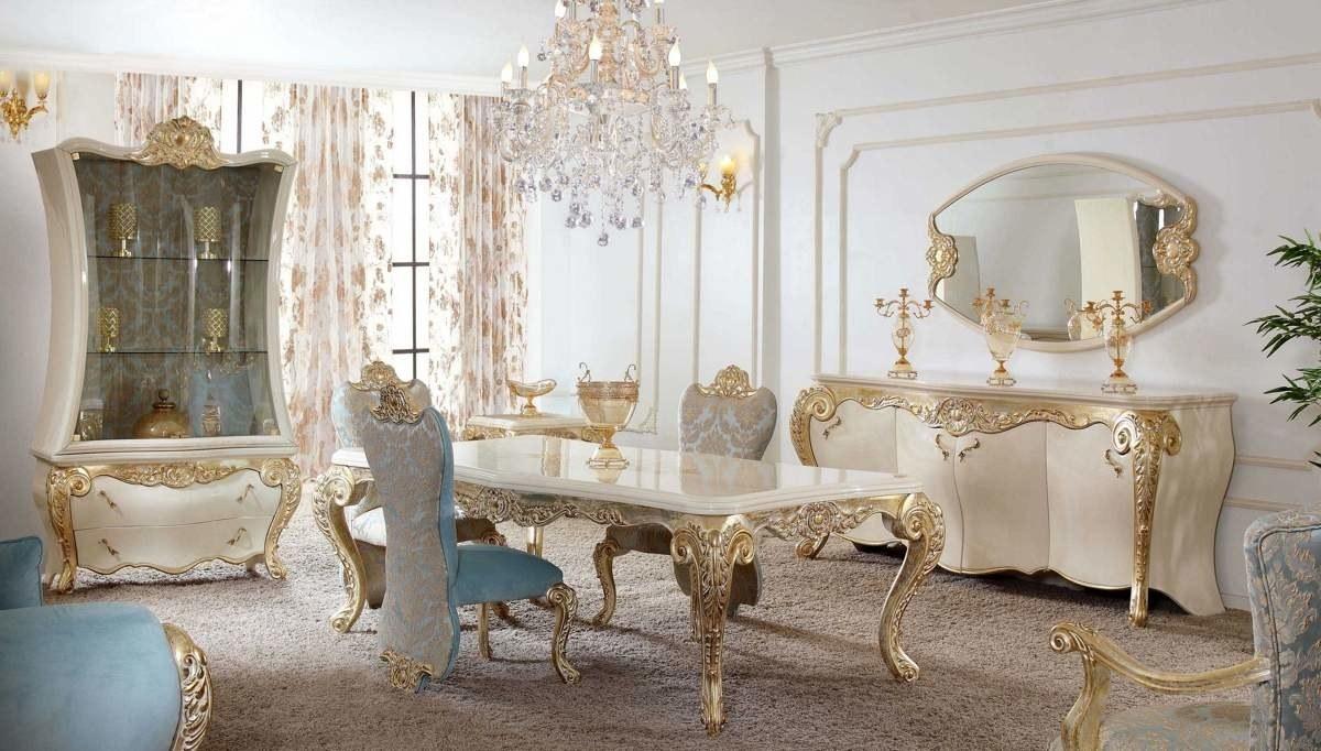 Lüks Kösem Sultan Yemek Odası