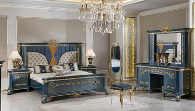 Lüks Kozena Klasik Yatak Odası - Thumbnail