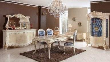 Lüks Kutalp Klasik Yemek Odası - Thumbnail