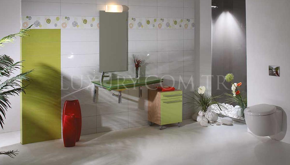 Lüks Labrin Banyo Takımı