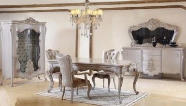 864 - Lüks Ladissa Klasik Yemek Odası