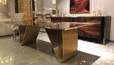 Lüks Landero Luxury Yemek Odası - Thumbnail