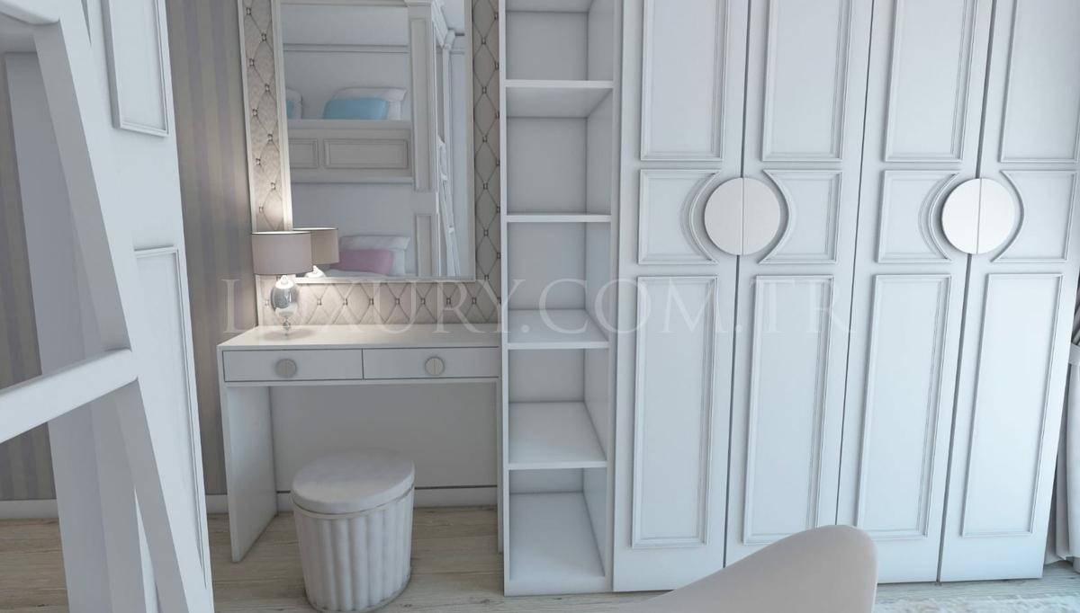 Lüks Lapatis Dekorasyon Projeleri