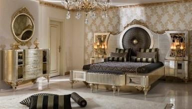 891 - Lüks Lares Klasik Yatak Odası