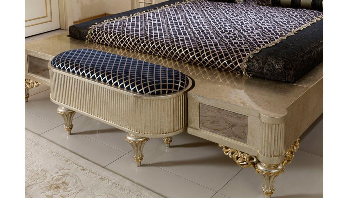 Lüks Lares Klasik Yatak Odası