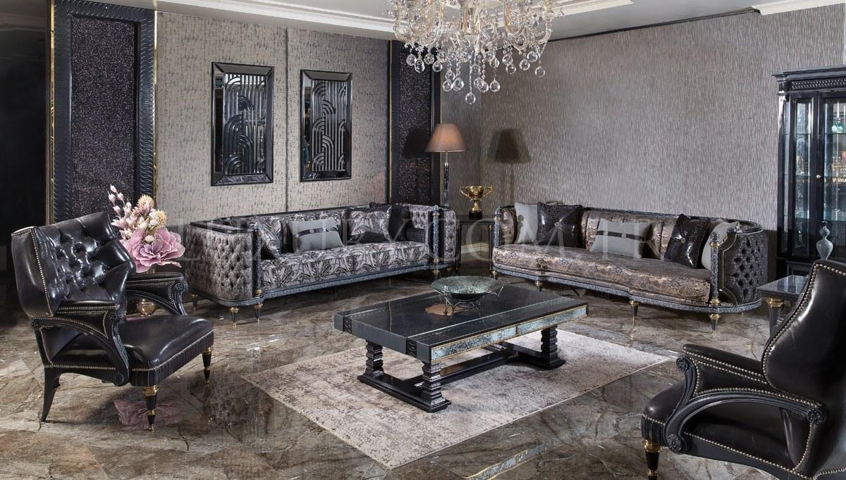 Lüks Larissa Luxury Koltuk Takımı