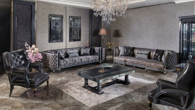 Lüks Larissa Luxury Koltuk Takımı - Thumbnail
