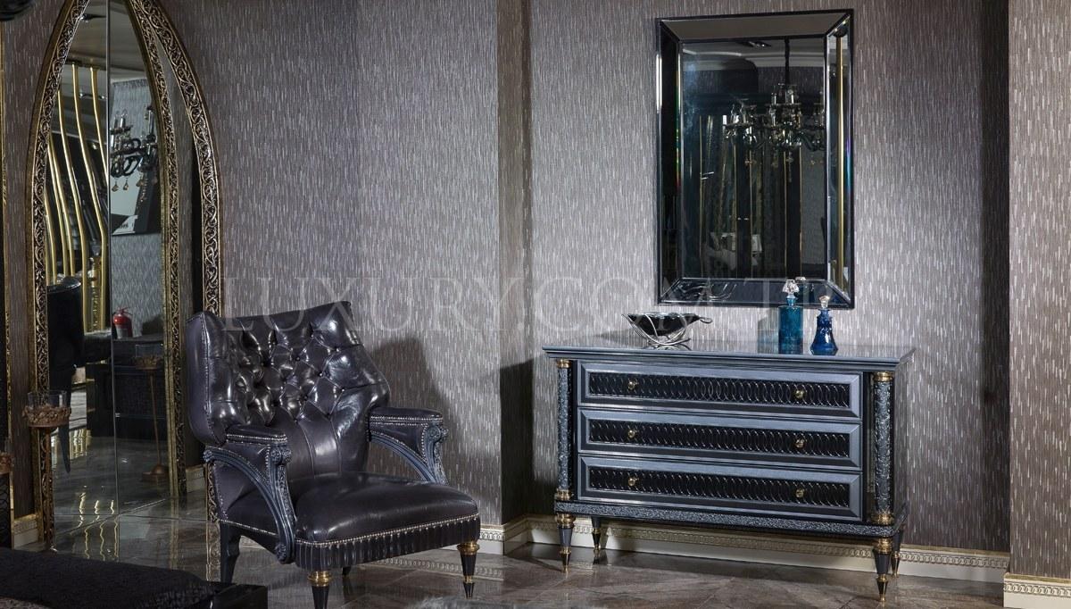 Lüks Larissa Luxury Yatak Odası