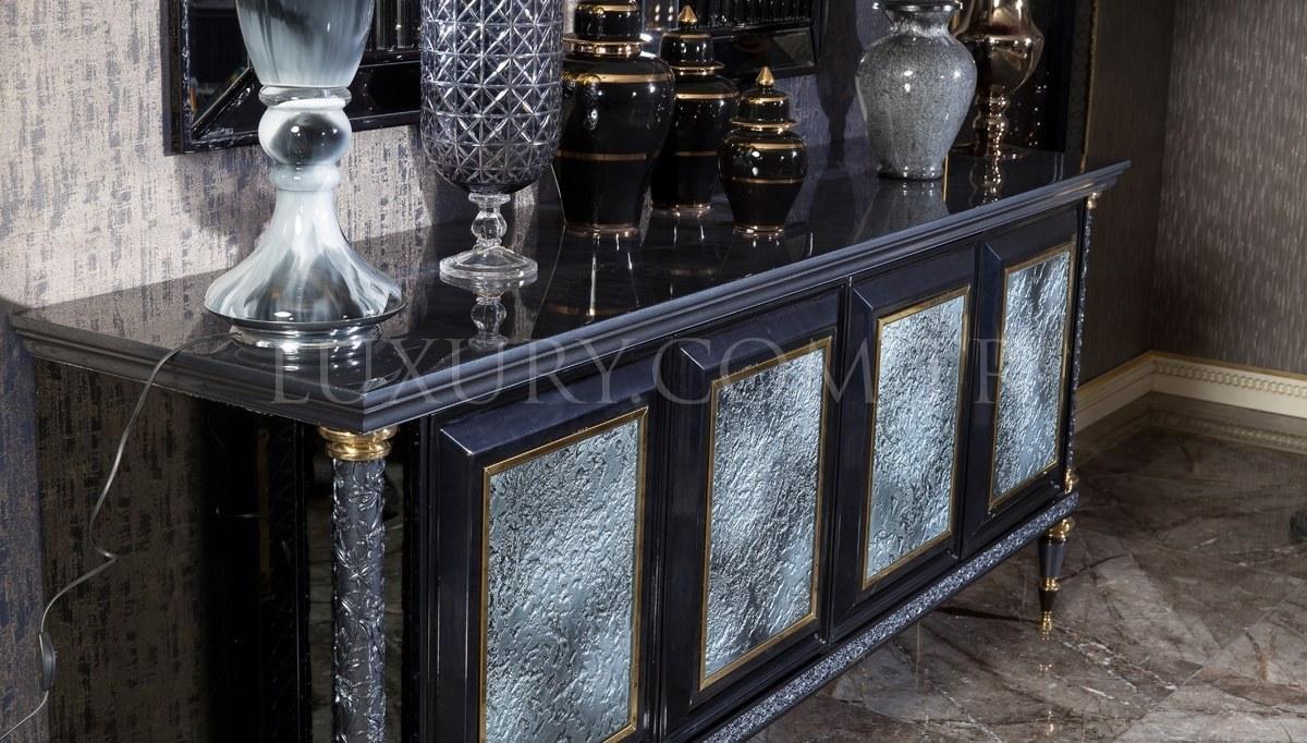 Lüks Larissa Luxury Yemek Odası