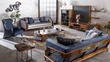 Lüks Lastava Klasik غرفة الجلوس