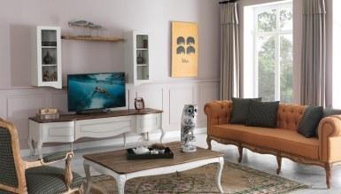 699 - Lüks Lavada Vintage TV Ünitesi