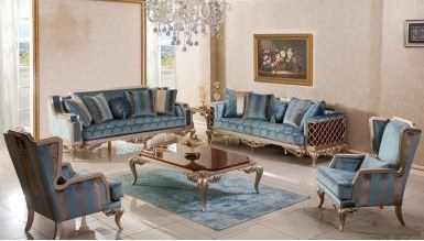 Lux Lavanta Classic Living Room