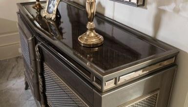 Lüks Lavena Art Deco Yatak Odası - Thumbnail