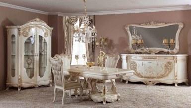 623 - Lüks Layon Klasik Yemek Odası