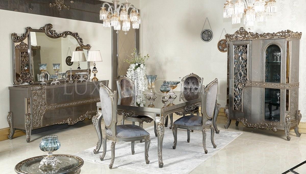 Lüks Lefita Klasik Yemek Odası